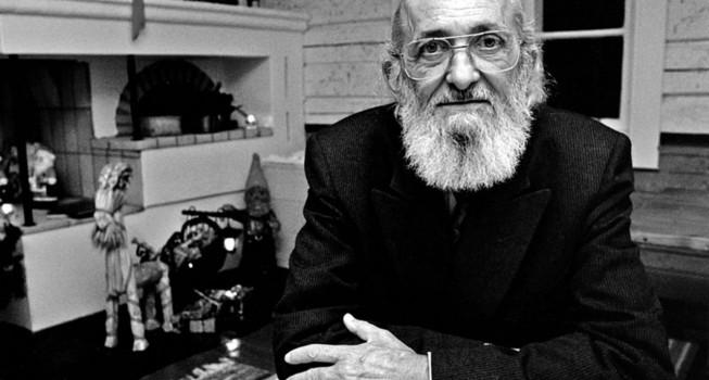 O educador Paulo Freire (1921-1997), em imagem publicada pelo Centro Cultural São Paulo